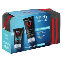 Vichy Homme Hydracool Hydraterende set 50 ml + douchegel
