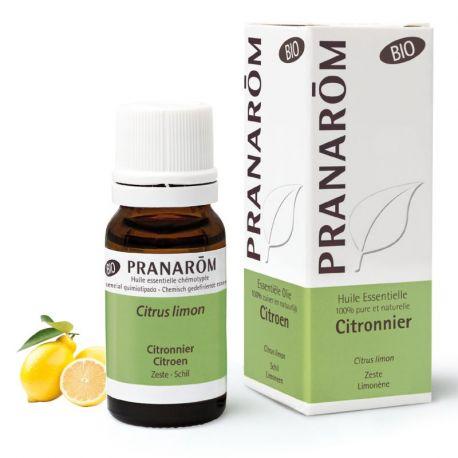 Olio essenziale biologico Lemon tree PRANAROM