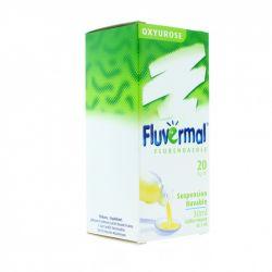 FLUVERMAL دواء مضاد للدود CHILDREN الدبوسية الإسكارس 30ML شراب