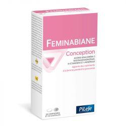 PILEJE Feminabiane DISEÑO 30CPRS 30 CAPS EMBARAZO
