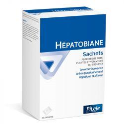 PILEJE Hepatobiane FUNCIONES polvo de hígado / BILIARES 20 BOLSAS