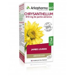 ARKOGELULES Chrysanthellum 45 cápsulas ARKOPHARMA