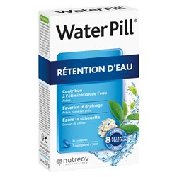 Water Pill Rétention d'eau 30 Comprimés Nutréov