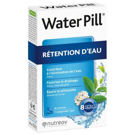 Water Pill Rétention d'eau 30 Comprimés Nutréov