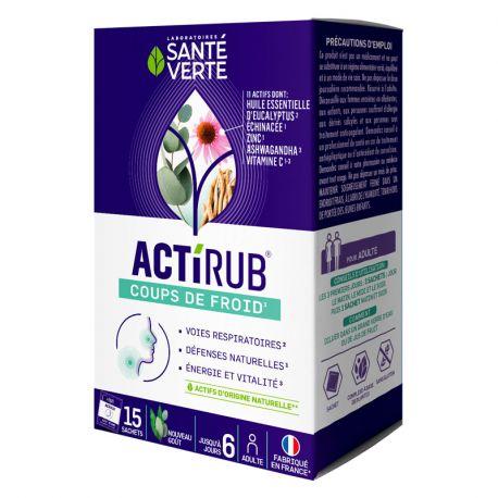 健康环保袋ACTI'RUB 15