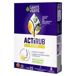 ACTIRUB 15 HEALTH GREEN PROPOLIS TABLETS
