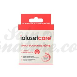 Ialusetcare 10 PATCHES herpes labial feridas