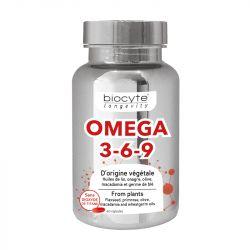 OMEGA 3-6-9 Biocyte longevity 60 capsules