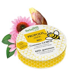 Ластики HERBALGEM Propolis Large Spectrum BIO Junior 12