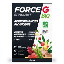 G-FORCE BOOST Природные 10 склянки Nutrisanté