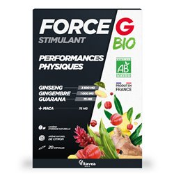 G-FORCE BOOST naturali 10 fiale Nutrisante