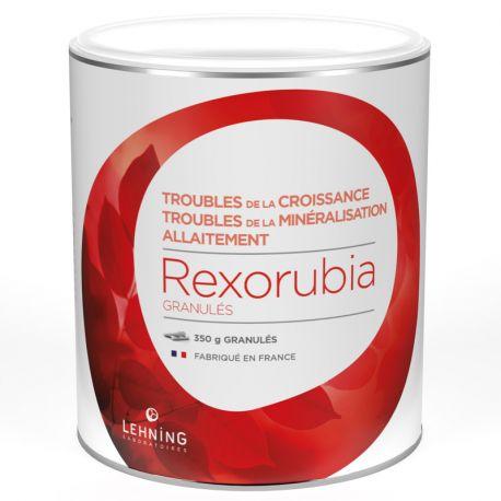 REXORUBIA REMINERALISANT Homéopathie LEHNING 350 G