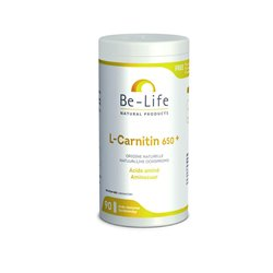 Be-Life Acides aminés L-Carnitin 650 +