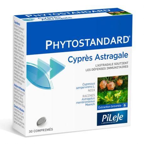 Phytostandard Cyprès Astragale 30 comprimés