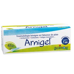 ARNIGEL GEL 45 G HOMEOPATHIE BOIRON