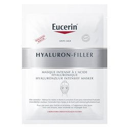 Eucerin Hyaluron-Filler Masque tissu intensif anti-âge en sachet