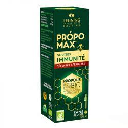 Propomax Immunité en cas de défences affaiblies