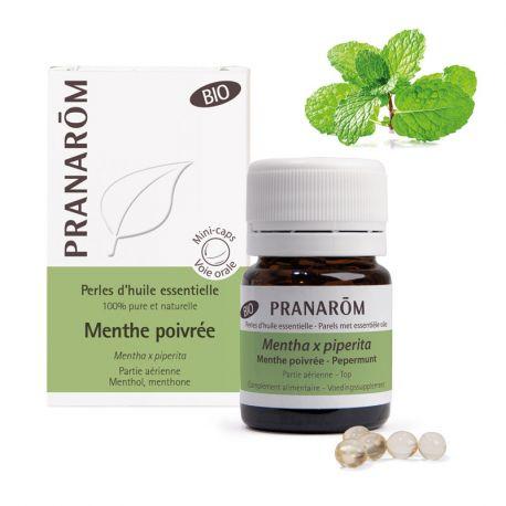 Pranarom Aceite Esencial Bio Hierbabuena