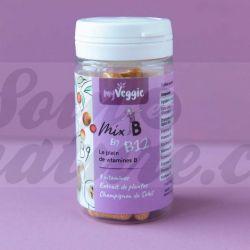 MyVeggie MIX B Vitamines B 60 gélules