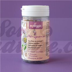 MyVeggie Ménopause 60 gélules