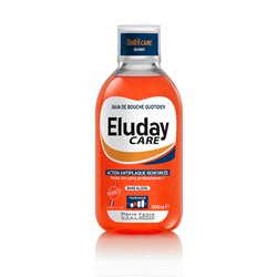 Eludril Pflege Mouthwash 500ml Anti-Plaque