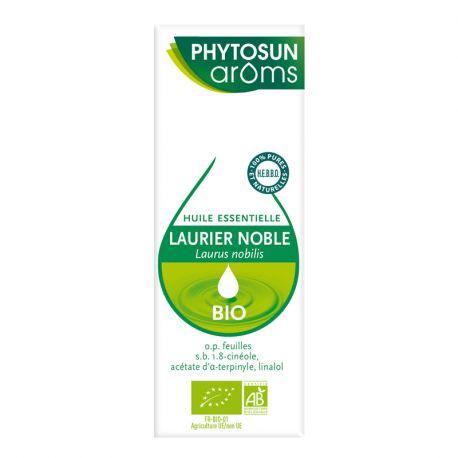 PHYTOSUN AROMS HUILE ESSENTIELLE LAURIER NOBLE 5ML Laurus nobilis