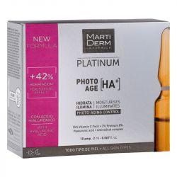 MARTIDERM PLATINUM PHOTO-AGE Antioxidans BULBS
