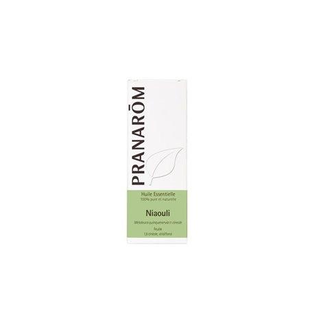 Óleo essencial Orgânica Niaouli 10ml Melaleuca quinquenervia Pranarom