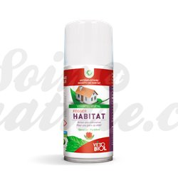 150ml Insect Fogger Vetobiol habitat Cat Dog Natural