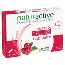 Urisanol Gélules Cranberry 30 gélules