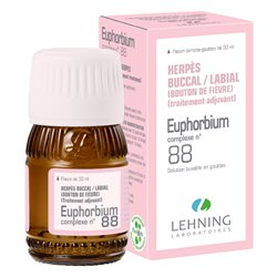 EUPHORBIUM L 88 Lehning المثلية القوباء جدري الماء معقدة