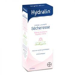 HYDRALIN crème lavante sècheresse vaginale intime 200 ml
