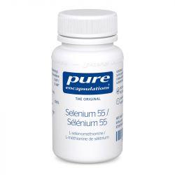 Sélénium 55 Pure Encapsulation 90 caps