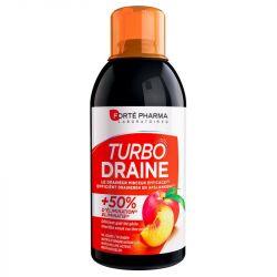 Forté Pharma Turbodraine Draineur Minceur Thé Vert Pêche 500ml