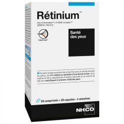 NHCO Retinium Eye Health 2x28 أقراص