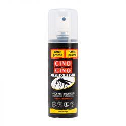 Cinq Sur Cinq Tropic Spray 5/5 Anti-Moustiques 100ml