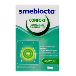 SMEBIOCTA LP 299v пробиотик 30 капсул