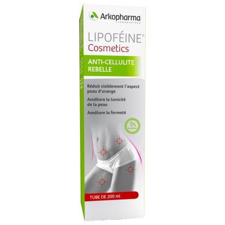 ARKOPHARMA LIPOFEINE Caffeine gel slimming special cellulite