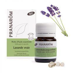 LAVANDULA officinalis Chaix (Lavandula angustifolia Mill. De Bellas aceite esencial de lavanda