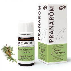 Cypress esencial 5 ml de hoja perenne BIO aceite PRANAROM