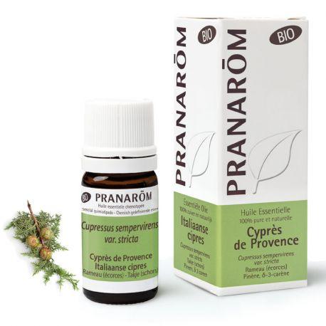 Cypress essential oil BIO evergreen PRANAROM 5ml