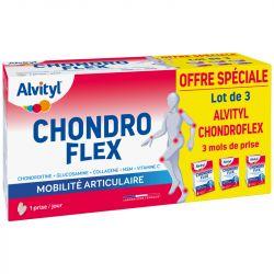 CHONDROFLEX GOVital mobilité articulaire 60 comprimés