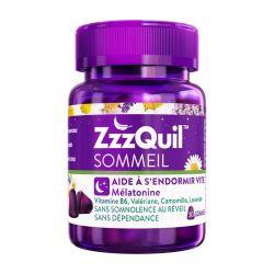 ZzzQuil Schlaf Melatonin und Vitamin Gums