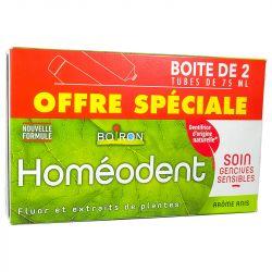Homeodent CUIDADOS gengivas sensíveis Creme dental Boiron HOMEOPATIA