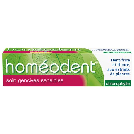 Homéodent Soin gencives sensibles dentifrice homéopathique BOIRON