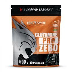 Eric Favre Glutamine Pure Zéro 500 g