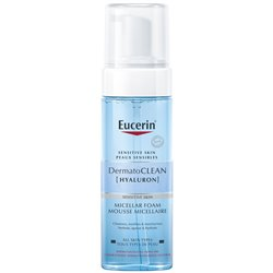Eucerin DermatoClean Hyaluron Mousse Micellaire 150ml