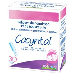 BOIRON Cocyntal Solution Buvable Colique 30 unidoses