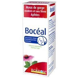 BOIRON Bocéal spray maux de gorge Aphtes 20ml