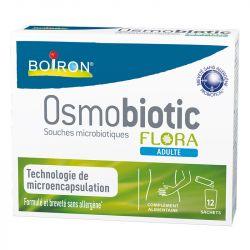 BOIRON Osmobiotic Flora Adulte 12 sachets